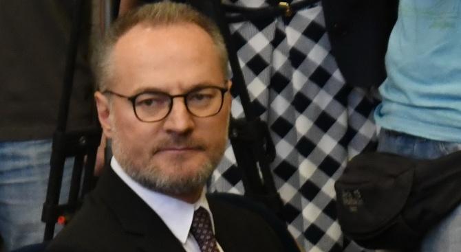 ВСС решава дали да отнеме  Съдебната палата от Лозан Панов