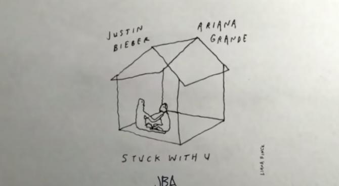 Джъстин Бийбър и Ариана Гранде пускат благотворителна песен, в полза на децата на медиците от първа линия