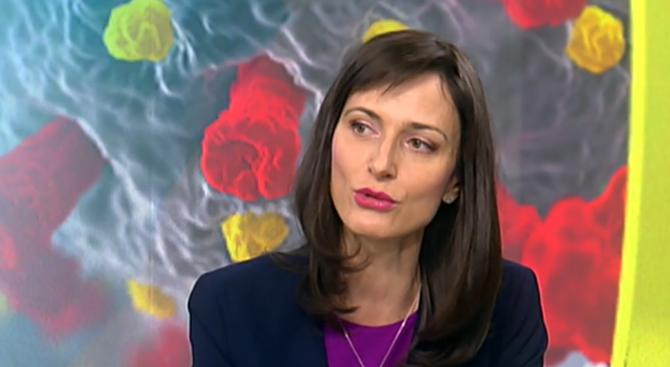 Мария Габриел: Ще намерим ваксина срещу COVID-19 до края на годината