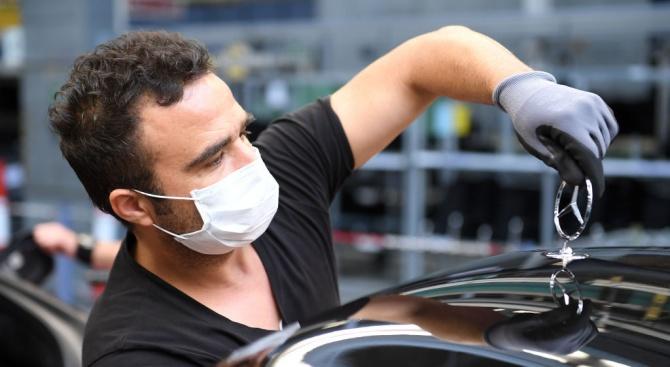 Почти не е имало продажби на нови автомобили в Испания