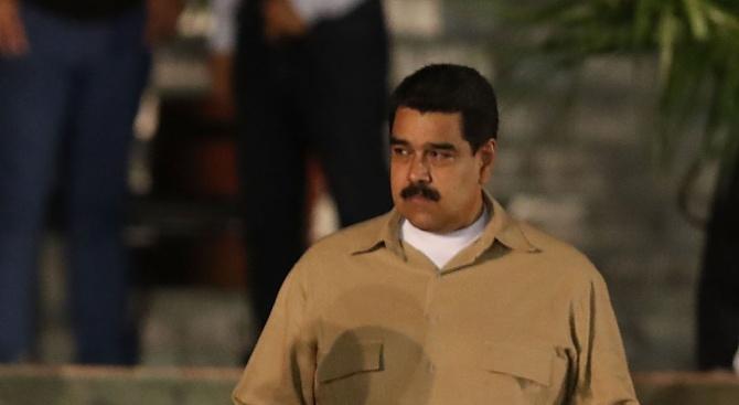 Николас Мадуро: Американци си играеха на Рамбо