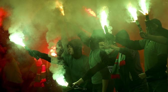 Ултраси: Няма Северна Македония!