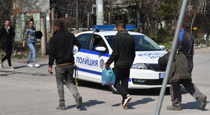 760 проверени лица за спазване на карантина в сливенския квартал