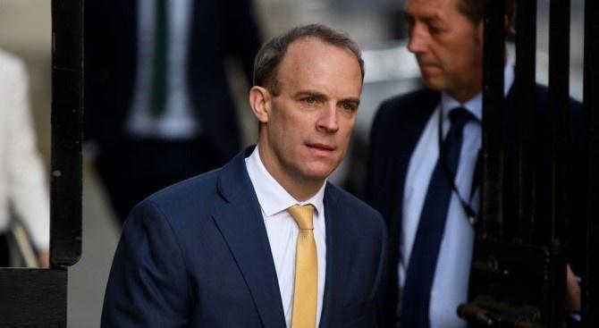 Министрите на външните работи на Русия и Великобритания, Сергей ЛавровСергей