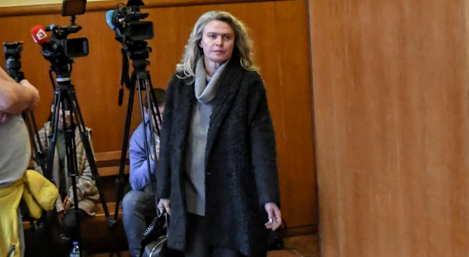 Елена Динева, жената на хазартния бос Васил БожковВасил Крумов Божков