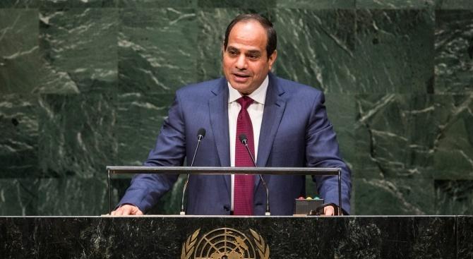 Президентът на Египет Абдел Фатах ас Сиси одобри днес промени