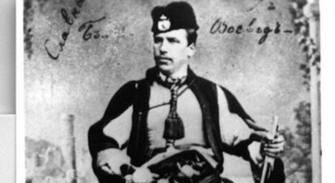 Навършват се 180 години от рождението на Хаджи Димитър
