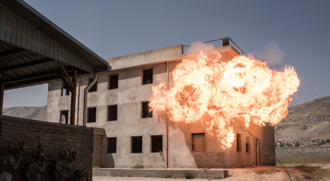 Четири  експлозии разтърсиха  Кабул