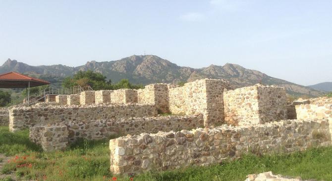 Крепостта Туида край Сливен отново посреща туристи, съобщиха от туристическия
