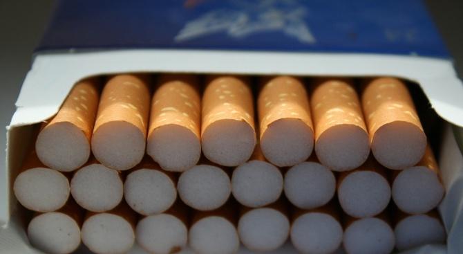 Митничари откриха 1400 къса контрабандни цигари в камион на ГКПП
