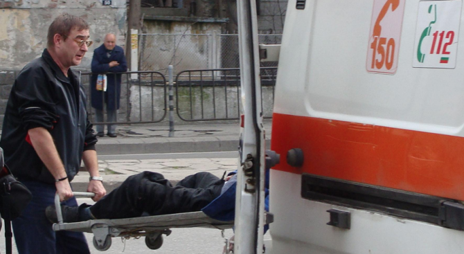 Дядо пострада при взрив на газова бутилка в кубратско село