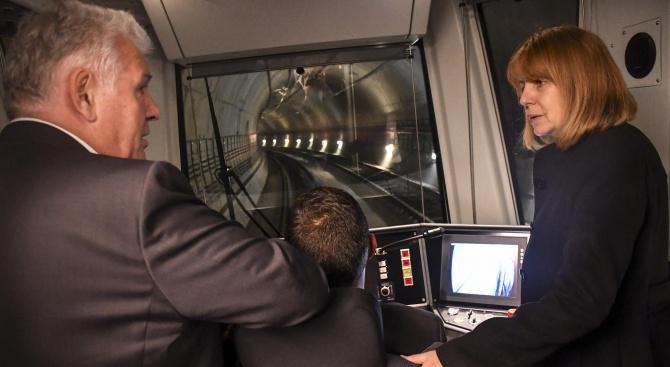 Шефът на столичното метро: 4 пъти по-малък е пътникопотокът