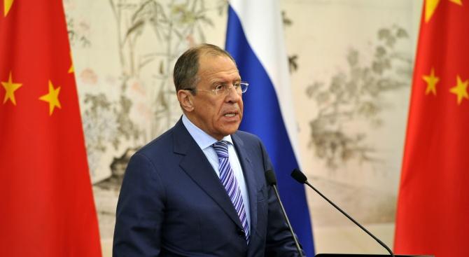 Сергей Лавров: САЩ се опитват да се възползват от COVID-19
