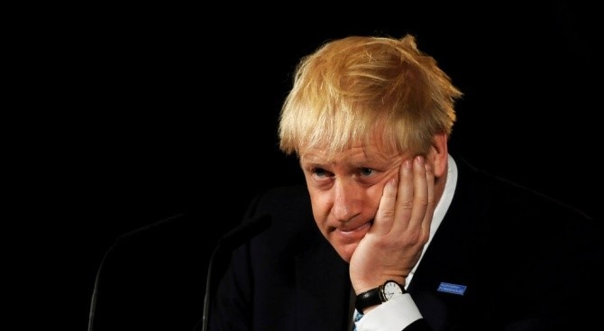 Британският премиер Борис ДжонсънБорис Джонсън е британски политик - роден