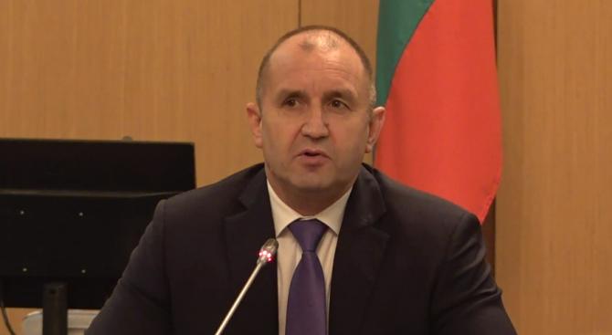 """Радев: Българите излязоха от хипнозата. Сега се питат """"Какво се случи?"""""""