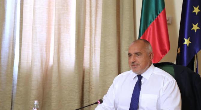 България успя да ограничи  заразата, благодарение на стриктни мерки, заяви Борисов пред ЦЕИ