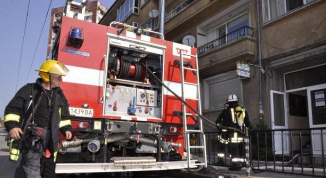 Газ изтече от бензиностанция в Пловдив, районът е блокиран