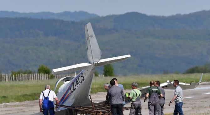 Бизнесменът Ивайло Пенчев след авиокатастрофата: Бях полужив
