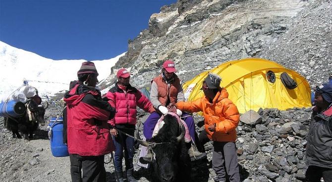 Китайска експедиция, подкрепяна от правителството в Пекин, планира да покори