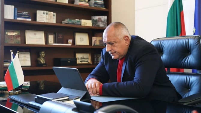 Борисов свика извънредно заседание на кабинета