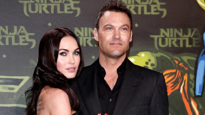 Меган Фокс се раздели със съпруга си след 10-годишна връзка
