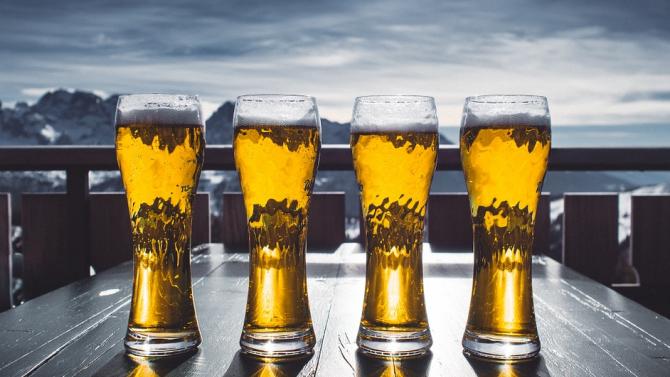 Музиката влияе върху вкусовите възприятия от бирата