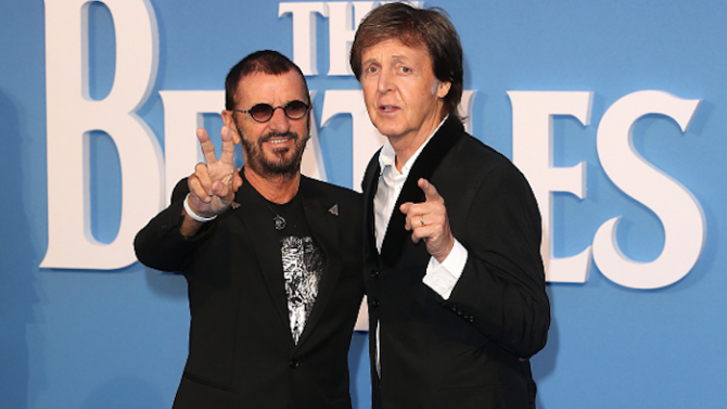 Касета с неиздадена песен на Пол Маккартни и Ринго Стар бе продадена на търг за 12,5 хиляди долара