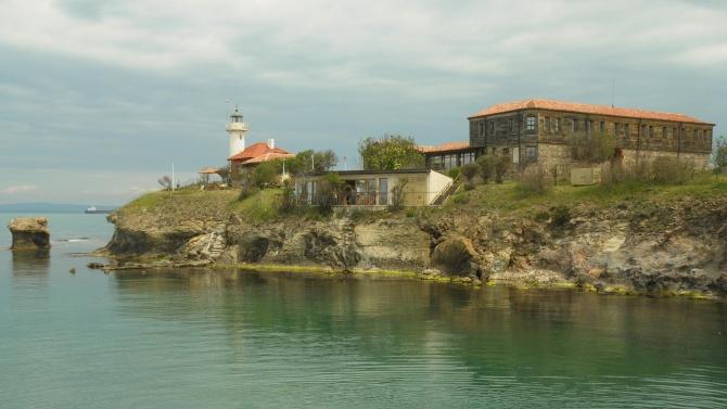 Остров Света Анастасия бил с вулканичен произход