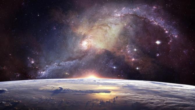 Огромна галактика променя разбирането ни за Вселената