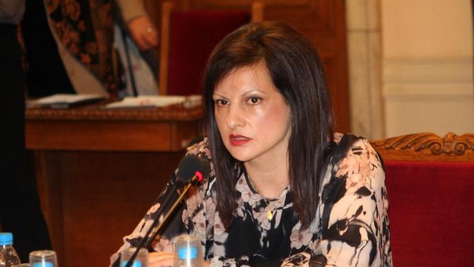 Даниела Дариткова: За съжаление от БСП продължават с лъжите