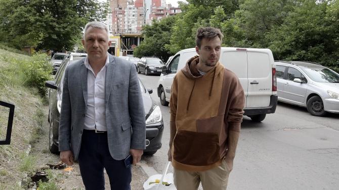 Александър Деянов, по-известен като Скилър, се яви доброволно в ареста,