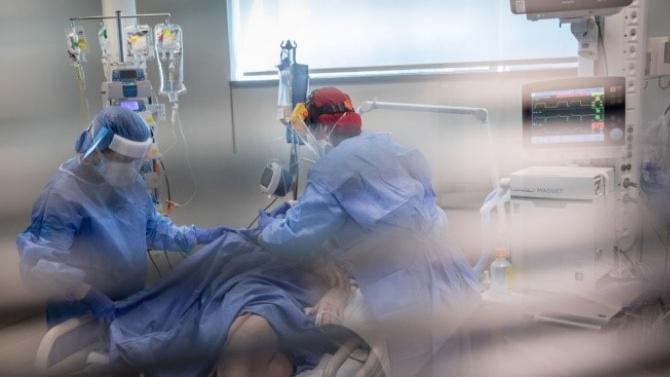 Центърът за контрол и превенция на заболяванията в САЩ съобщи за над 1,5 милион заразени с COVID-19