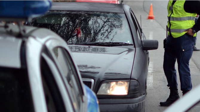 Предлагат с фиш да се отнема шофьорска книжка и точки