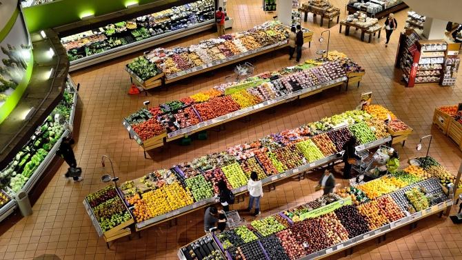ДДС на българските плодове и зеленчуци е високо в сравнение