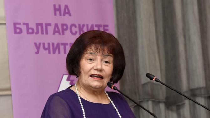 Янка Такева: Българският учител излезе герой