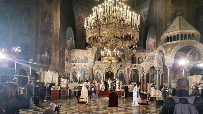 патриарх НеофитНеофит I е висш български православен духовник, глава на