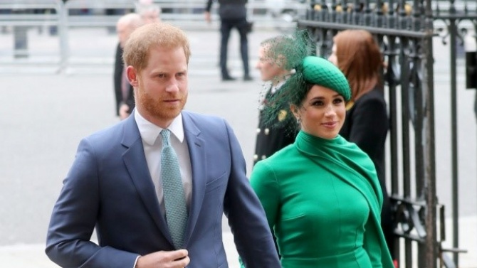 Принц Хари е бил инициатор на решението той и съпругата му да започнат нов живот