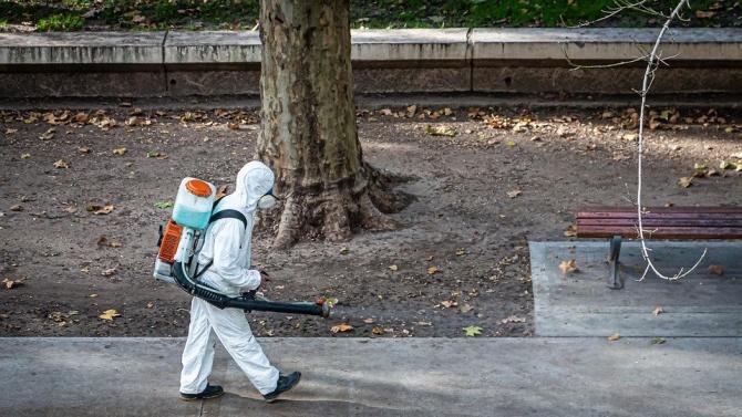 Броят на жертвите на коронавируса в Испания нарасна със 70