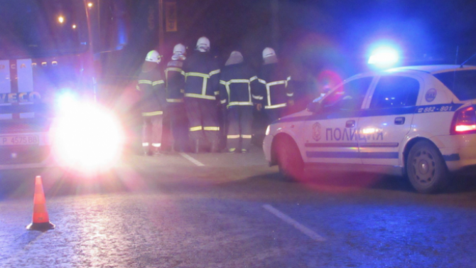 Шофьорка помете три баби в село Дебращица, едната загина