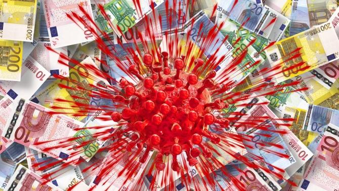 Въпреки частичното подновяване на икономическата активност Френската централна банка очаква,