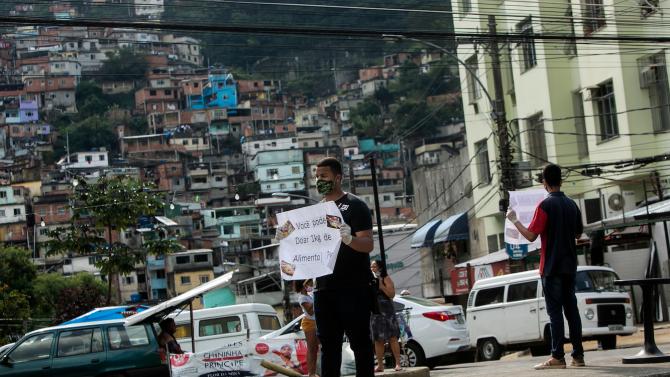 Световната здравна организация (СЗО) предупреди Бразилия да не отваря икономиката