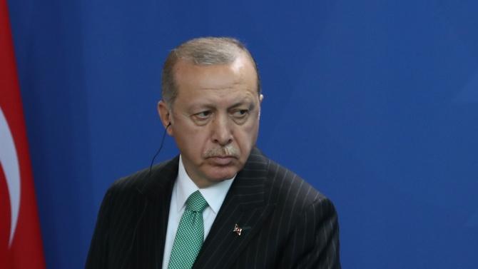 Само ние браним палестинците, това е каза турският президент Реджеп