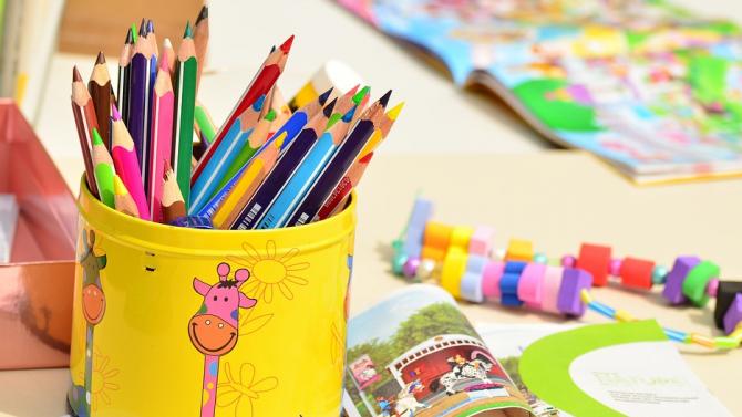 В първия ден на отварянето на детските градини в София