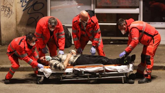 Над 46 000 души са починали в Обединеното кралство до