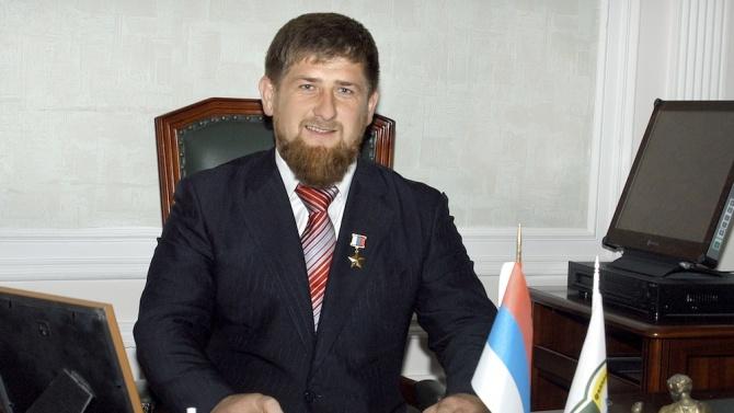 Ние ще се поинтересуваме от здравето на лидера на Чечения