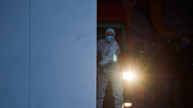 Испанското здравно министерство съобщи, че 27 119 души, заразени с