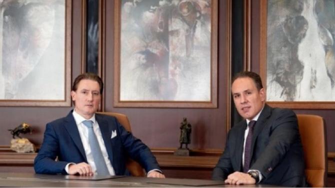 Ново дарение от братята Кирил и Георги Домусчиеви получиха болниците