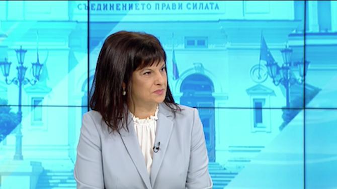 Даниела Дариткова: Справихме се добре с предизвикателството COVID-19
