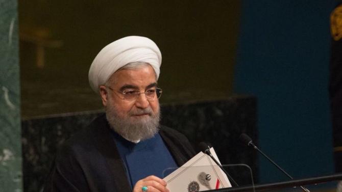 Иранският президент Хасан РоханиСедмият президент на Иран Хасан Рохани е