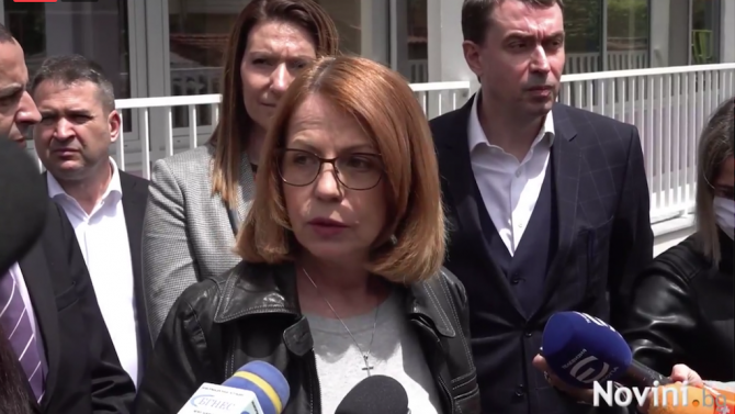 Фандъкова иска облекчаване на условията за откриване на нови детски градини